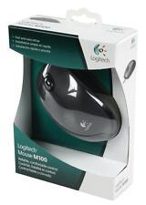 Genuine Logitech Mouse M100 Black