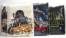 DISNEY STAR WARS CELEBRATION ANAHEIM 7 VII 2015 2XL T-SHIRTS AUTHENTIC LICENSED