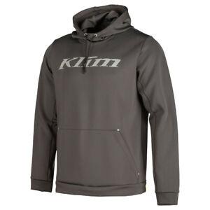 Klim Defender Hoodie - Asphalt- Large -  p/n: 3789-000-140-660 NEW