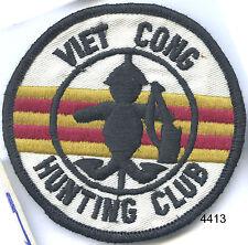 4413 - ECUSSON VN VIET CONG HUNTING CLUB