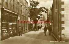 More details for real photographic postcard of albert street, kirkwall, orkney islands, scotland