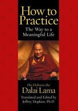 How to Practice : The Way to a Meaningful Life by Dalai Lama XIV (2003, Paperbac