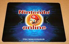 Original Nintendo Mario Club Mousepad very rare  23x18cm