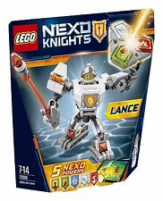 LEGO Nexo Knights Battle Suit Lance 70366 5 Powers Shields