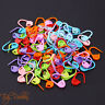 Knitting Stitch Markers Crochet Plastic Holders Locking Needle Crafts Clip