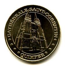 29 QUIMPER Cathédrale Saint-Corentin, 2007, Monnaie de Paris