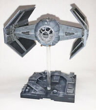 Star Wars Pro Built/Painted Bandai 1/72 Darth Vader Tie-Fighter