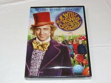 Willy Wonka and the Chocolate Factory DVD 2011 40th Anniversary Widescreen