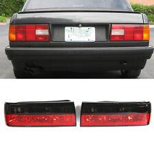 Pair Tail Lights Rear Lamp For BMW 3 Series E30 316i 318i 320i 325i 1988-1991