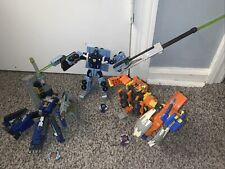 Vintage TRANSFORMERS FIGURE LOT! Early 2000s Minibot