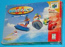 Wave Race 64 - Nintendo 64 N64 - USA