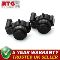 x2 Parking Aid Reversing Reverse PDC Sensor + Harness for BMW Year 2008 On 366