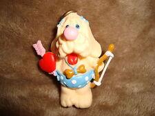 """Wrinkles PVC Figure valentines Cupid Dog 2.25"""""""