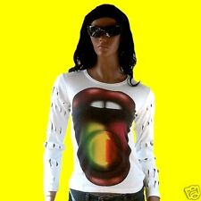♠ Eyecatcher ♠ d 'exotic Rainbow Dream Designer t-shirt G.M