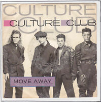 "CULTURE CLUB Vinyle 45 tours 7"" SP MOVE AWAY F Reduit"