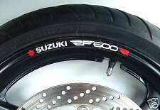 Suzuki RF600R or RF900R Wheel rim decals rf 600 900 r