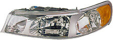 FITS 1998-2002 LINCOLN TOWN CAR DRIVER LEFT FRONT HEADLIGHT LAMP ASSEMBLY
