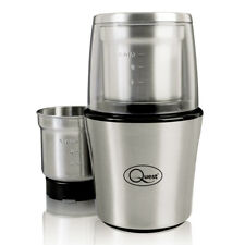 200 W Quest Electric Grinder Mill Blender Coffee Whole Coffee Bean Nut Spice