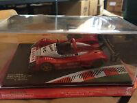 """Die Cast """" Ferrari F333 Sp Magny Cours Srwc 1999 Racing 1/43"""