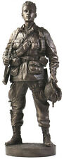 Khaki Army Limited Edition 12 Inch Statue Ravenoville WWII