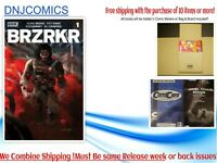 BRZRKR #1 (BERZERKER) CVR A GRAMPA KEANU REEVES 2/17/2021 Pre-Sale NM