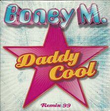 Boney M. CD Single Daddy Cool (Remix 99) - France (EX/EX)