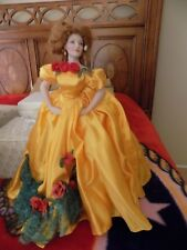 franklin mint gone with the wind belle doll