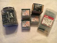 LOT of Various Size Machine Screws, Hex Nuts, & Hex Bolts