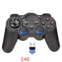 Kabelloser USB Gamecontroller Gamepad Joystick für Android TV Box Laptop PC 2019
