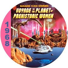 Voyage to the Planet of Prehistoric Women (1968) Sci-Fi and Adventure Movie DVD