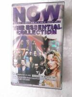 NOW THAT'S WHAT I CALL MUSIC ESSENTIAL COLLn 2 CASSETTE HOLOGR 2003 INDIA