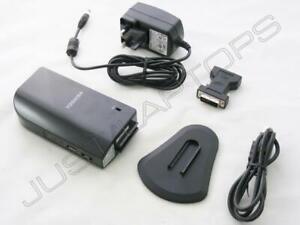 Toshiba Universal Ultrabook USB 2.0 Dockingstation Port Replikator W / DVI + PSU