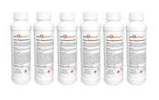 Saunaaufguss Set / Saunaduft Set / Aufguss Set 'TOP-Frucht' 6 x 250 ml Flaschen