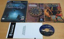 Eternal Darkness Sanity's Requiem for Nintendo Gamecube Mint NTSC American