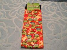 Nickelodeon Men's Crew Socks 1 Pair Multi-Color Sock Size 10-13 Fits # CR2E46TMT