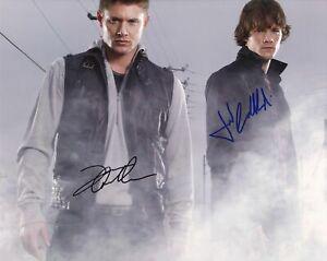 Jensen Ackles & Jared Padalecki ++ Autogramm ++ Supernatural Autograph