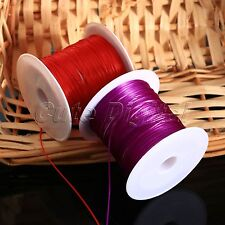 1mm DIY Elastic Beading Wire for Jewelry Bracelet  Necklace Making Random Color