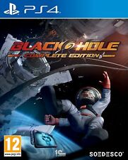 PlayStation 4 Reorderable-blackhole Complete Edition Ps4 Game