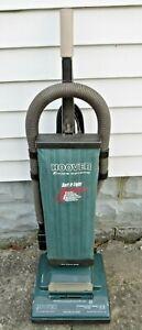 Hoover Elite Encore Supreme Green Upright Vacuum Cleaner VTG U4293-930