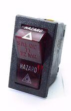 Volvo 240 Part Hazard Lights Rocker Switch