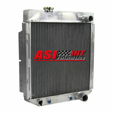 3 ROW ALUMINUM RADIATOR FOR 1964 1965 1966 Ford Mustang /Falcon V8 260 289 AT/MT