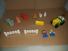 lego duplo farm animals tractor set 211