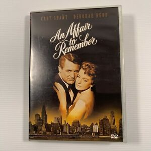 An Affair to Remember (DVD 2003) 1957 film Cary Grant Deborah Kerr Region 3