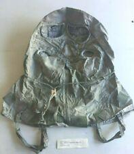 Unused Military Surplus M17 Gas Mask Hood M6A2