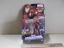 "Marvel Legends EXTREMIS IRON MAN 6.5""in Figure Hasbro 2011"