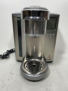 Breville Keurig Stainless Steel Gourmet Single Pod K-Cup Coffee Maker BKC700XL