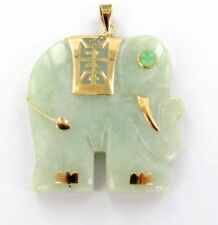 Unbranded Nephrite Fine Necklaces & Pendants