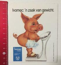 ADESIVI/Sticker: ivomec - 'N zaak Van peso (090616156)