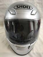 Shoie Matte Black RF-1000 DOT Snell Approved Full Face Motorcycle Helmet Medium
