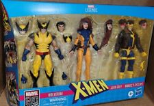 marvel legends X-MEN LOVE TRIANGLE 3 PACK WOLVERINE CYCLOPS JEAN GREY